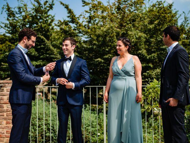 Il matrimonio di Rifat e Chiara a Penango, Asti 7