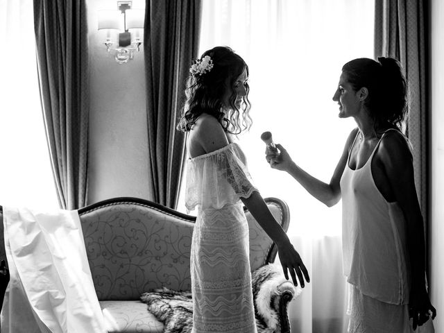 Il matrimonio di Rifat e Chiara a Penango, Asti 10