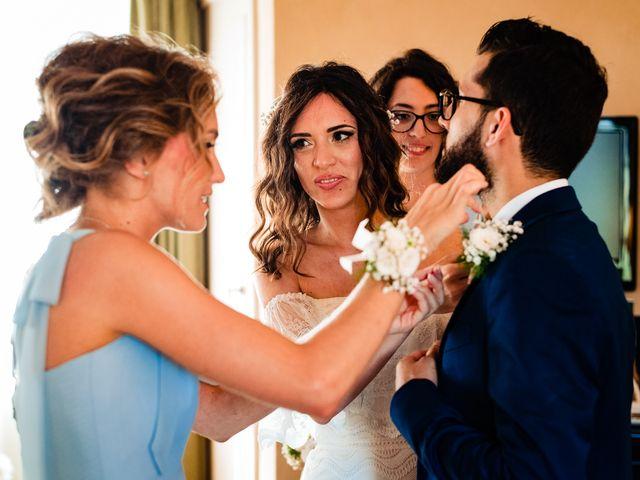Il matrimonio di Rifat e Chiara a Penango, Asti 11