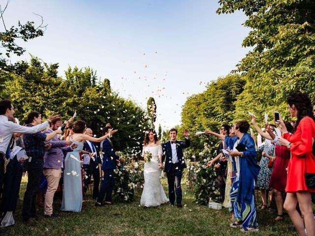 Il matrimonio di Rifat e Chiara a Penango, Asti 28