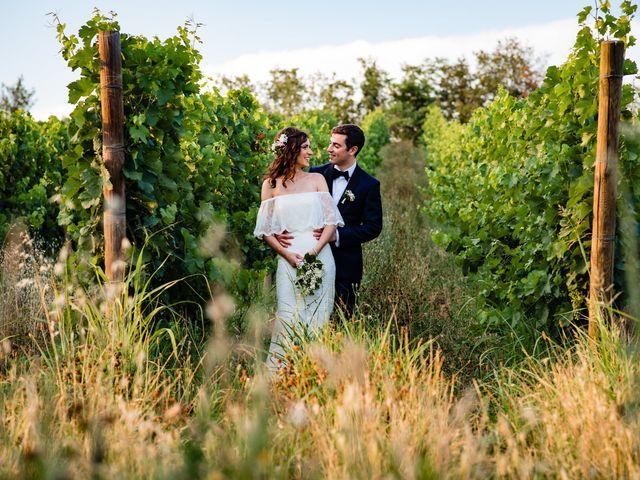 Le nozze di Chiara e Rifat