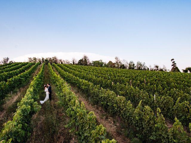 Il matrimonio di Rifat e Chiara a Penango, Asti 32