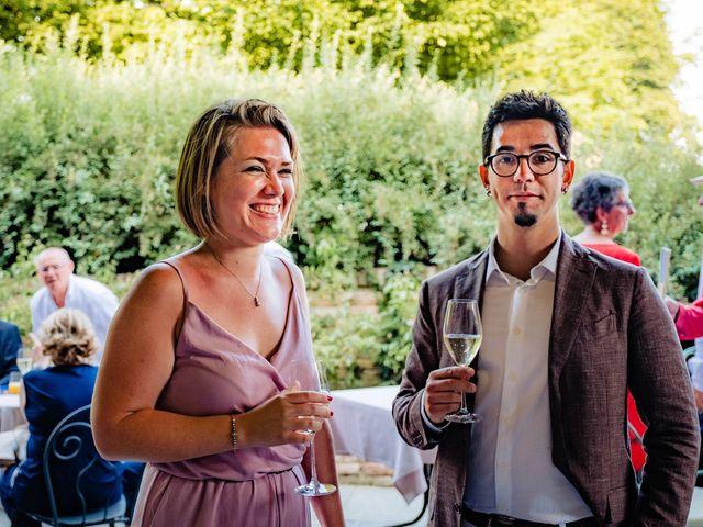 Il matrimonio di Rifat e Chiara a Penango, Asti 34