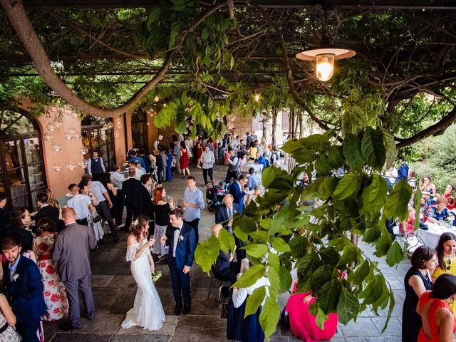 Il matrimonio di Rifat e Chiara a Penango, Asti 35