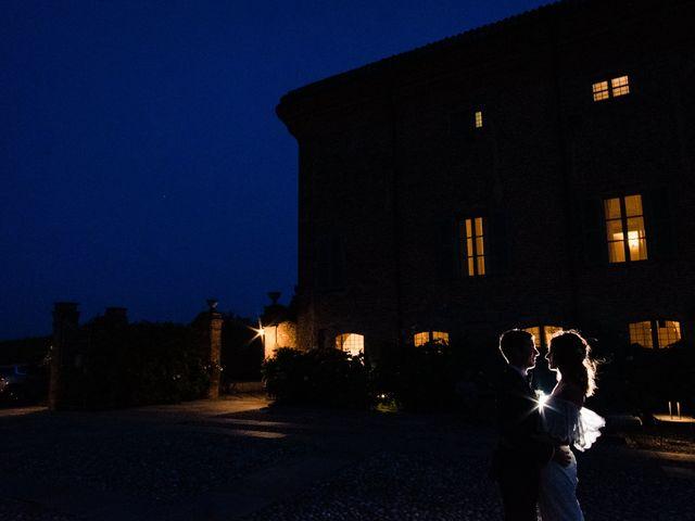 Il matrimonio di Rifat e Chiara a Penango, Asti 41
