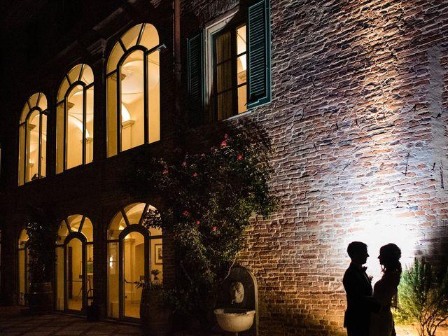 Il matrimonio di Rifat e Chiara a Penango, Asti 42