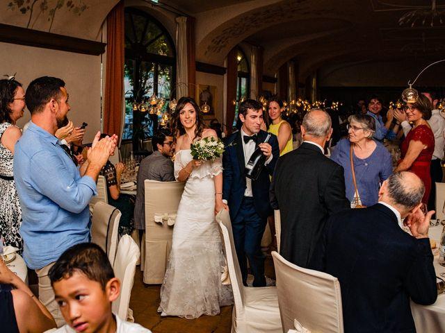 Il matrimonio di Rifat e Chiara a Penango, Asti 43
