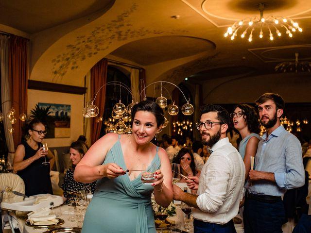 Il matrimonio di Rifat e Chiara a Penango, Asti 44