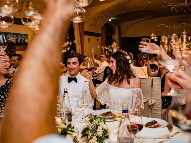 Il matrimonio di Rifat e Chiara a Penango, Asti 45