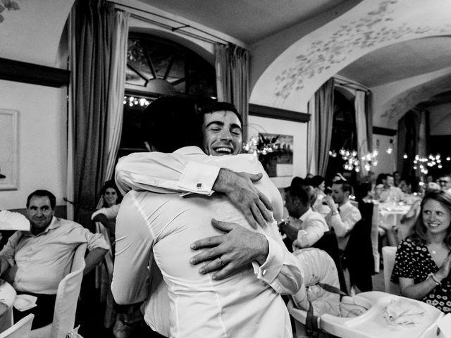 Il matrimonio di Rifat e Chiara a Penango, Asti 47
