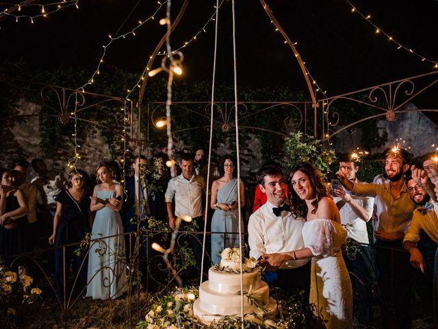 Il matrimonio di Rifat e Chiara a Penango, Asti 49