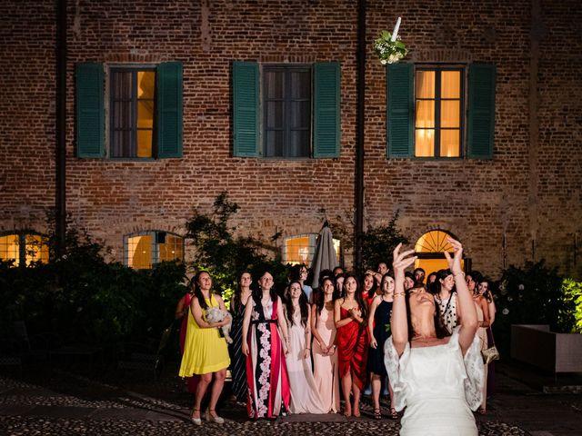 Il matrimonio di Rifat e Chiara a Penango, Asti 50