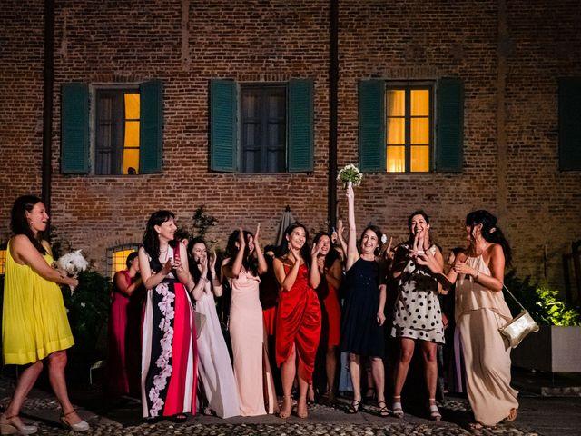 Il matrimonio di Rifat e Chiara a Penango, Asti 51