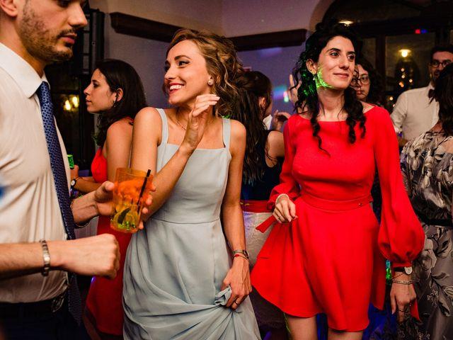 Il matrimonio di Rifat e Chiara a Penango, Asti 56