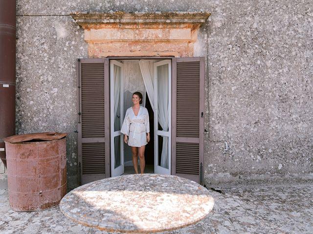Il matrimonio di Marty e Julia a Palazzolo Acreide, Siracusa 13