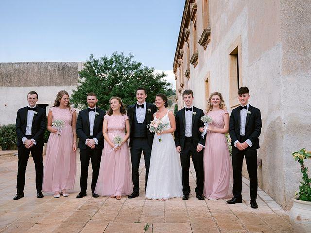 Il matrimonio di Marty e Julia a Palazzolo Acreide, Siracusa 55