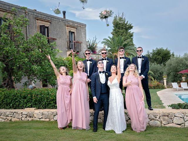 Il matrimonio di Marty e Julia a Palazzolo Acreide, Siracusa 60