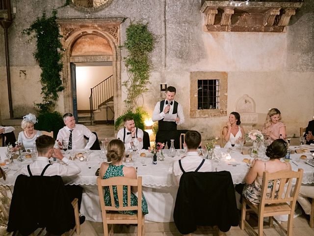 Il matrimonio di Marty e Julia a Palazzolo Acreide, Siracusa 95