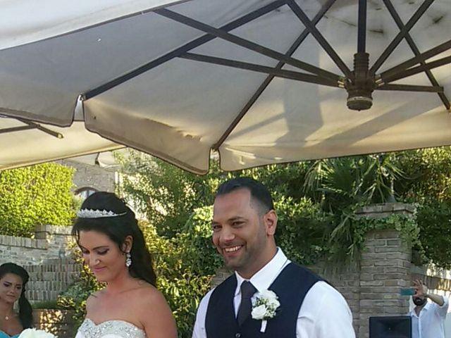 Il matrimonio di Justin e Melissa a Saludecio, Rimini 2