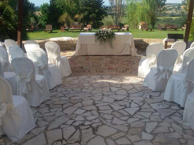 Il matrimonio di Justin e Melissa a Saludecio, Rimini 4