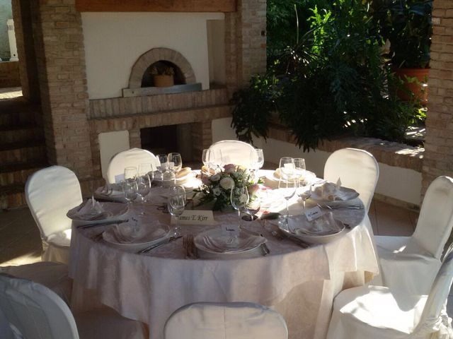 Il matrimonio di Justin e Melissa a Saludecio, Rimini 5
