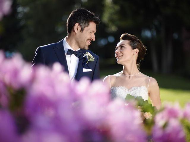 Le nozze di Cinzia e Simone