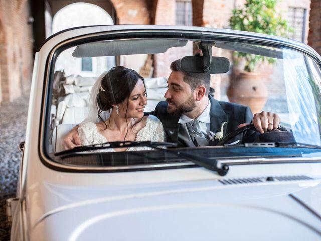 Le nozze di Stefania e Luca