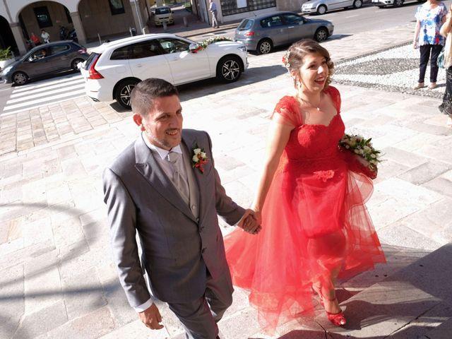 Il matrimonio di Denis e Elisa a Conselve, Padova 17