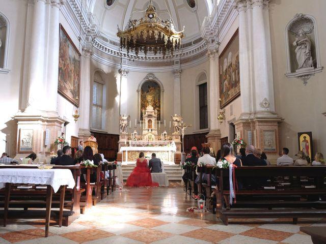 Il matrimonio di Denis e Elisa a Conselve, Padova 18