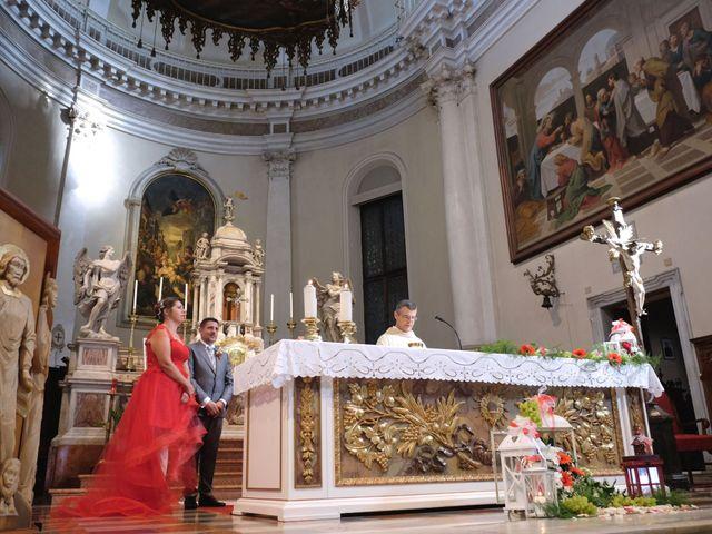 Il matrimonio di Denis e Elisa a Conselve, Padova 16