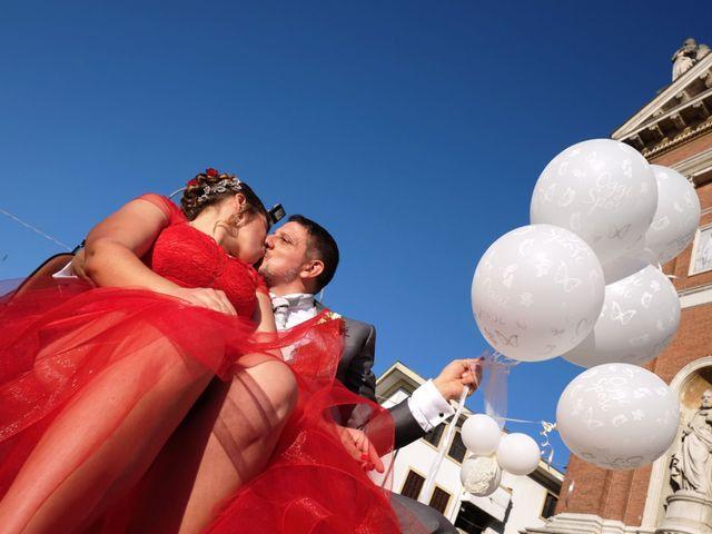 Il matrimonio di Denis e Elisa a Conselve, Padova 5