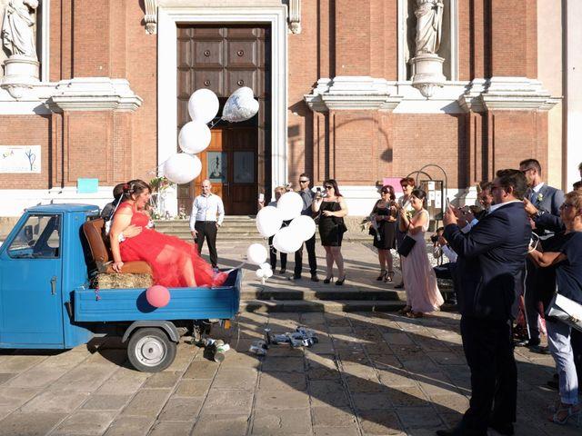 Il matrimonio di Denis e Elisa a Conselve, Padova 15