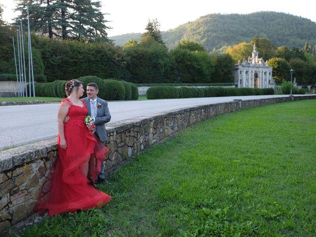 Il matrimonio di Denis e Elisa a Conselve, Padova 19