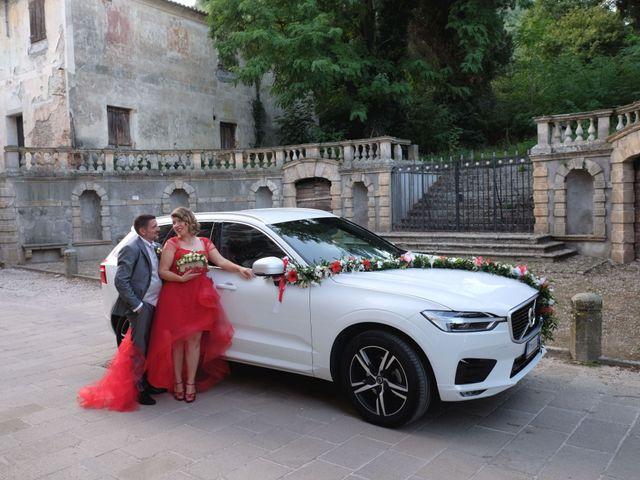 Il matrimonio di Denis e Elisa a Conselve, Padova 7