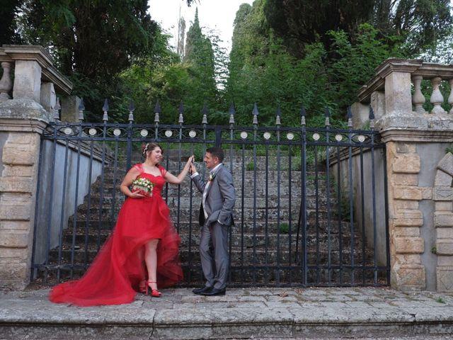Il matrimonio di Denis e Elisa a Conselve, Padova 21
