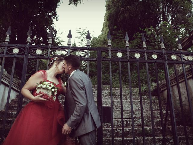 Il matrimonio di Denis e Elisa a Conselve, Padova 25