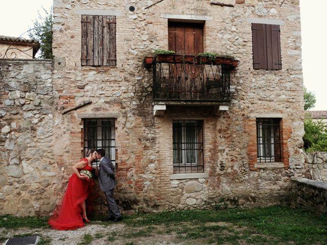 Il matrimonio di Denis e Elisa a Conselve, Padova 36