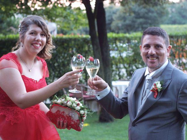 Il matrimonio di Denis e Elisa a Conselve, Padova 33