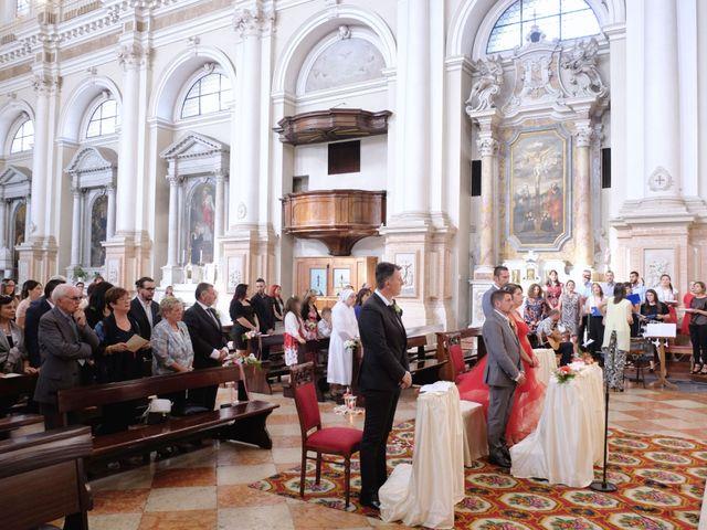Il matrimonio di Denis e Elisa a Conselve, Padova 34