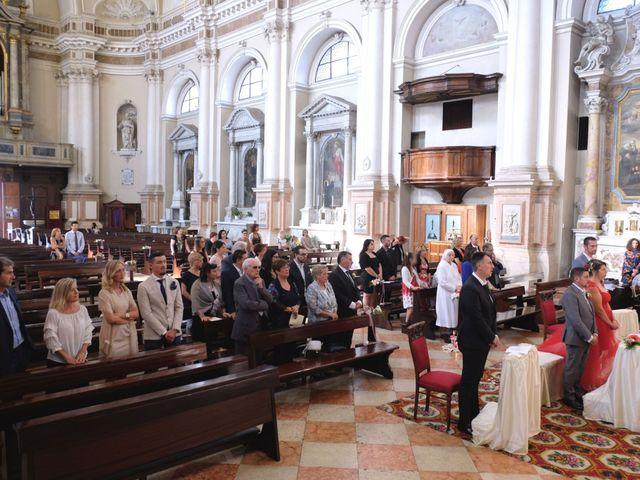 Il matrimonio di Denis e Elisa a Conselve, Padova 24