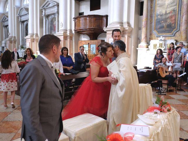 Il matrimonio di Denis e Elisa a Conselve, Padova 14