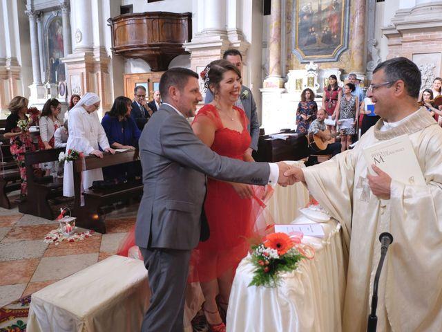 Il matrimonio di Denis e Elisa a Conselve, Padova 43