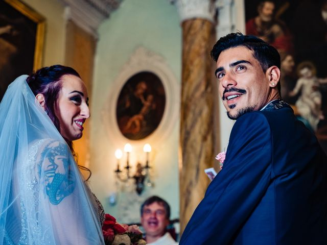 Il matrimonio di Jorge e Cassandra a Sanremo, Imperia 30
