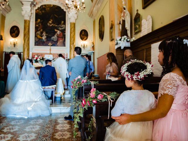 Il matrimonio di Jorge e Cassandra a Sanremo, Imperia 34