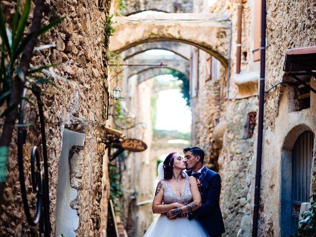 Il matrimonio di Jorge e Cassandra a Sanremo, Imperia 41
