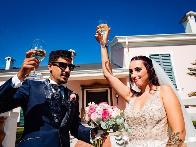 Il matrimonio di Jorge e Cassandra a Sanremo, Imperia 46