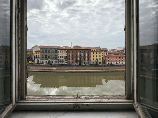 Il matrimonio di Luigi e Angelica a Pisa, Pisa 1