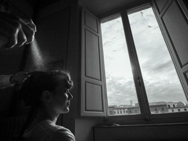 Il matrimonio di Luigi e Angelica a Pisa, Pisa 9