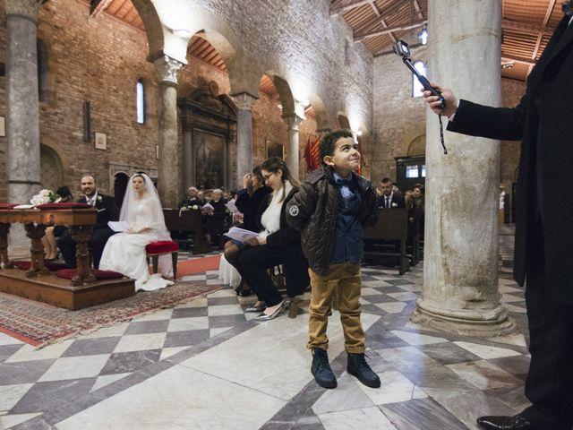 Il matrimonio di Luigi e Angelica a Pisa, Pisa 32