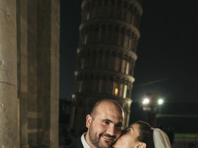 Il matrimonio di Luigi e Angelica a Pisa, Pisa 38